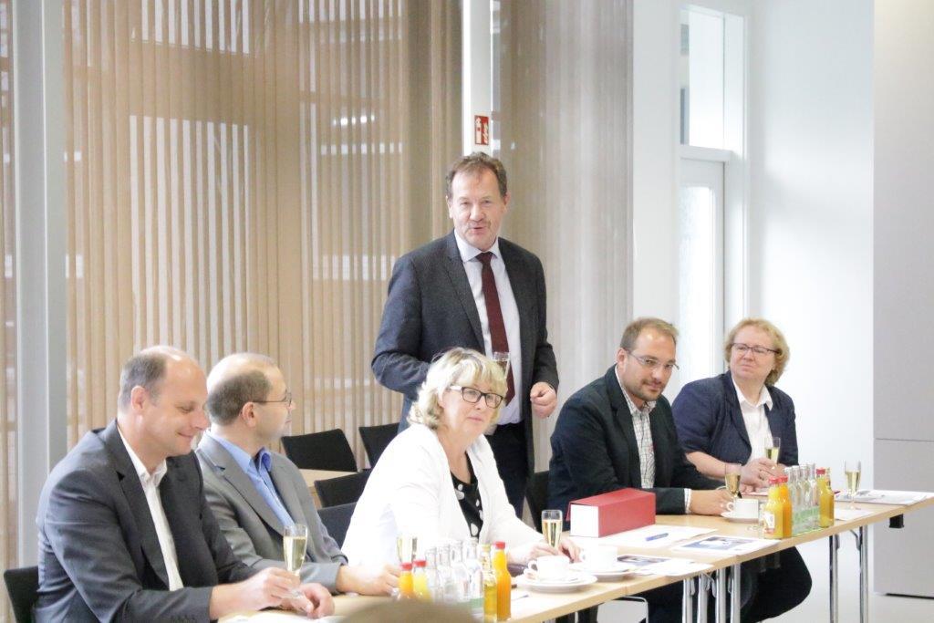 """AG """"Kommunale Wohnungsunternehmen"""" tagte in Erfurt"""