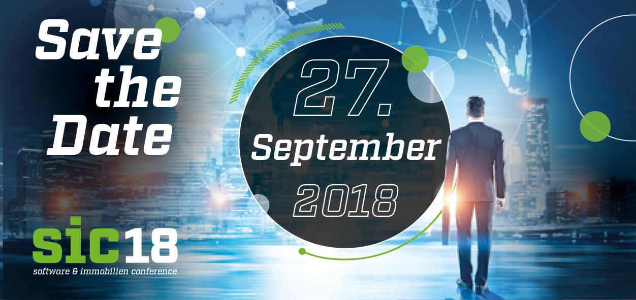 Mitteldeutsche Software und Immobilien Conference (SIC) 2018