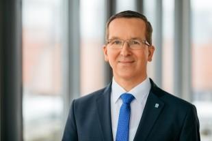 Frank Emrich , Vorstand Verband Thüringer Wohnungs- und Immobilienwirtschaft e.V. , aufgenommen am 06.03.2018 in Erfurt (Thüringen)  Foto: Michael Reichel / arifoto.de