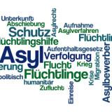 Word Cloud - Asyl