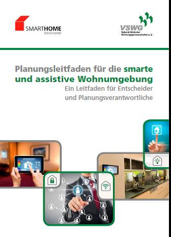 Planungsleitfaden für die smarte und assistive Wohnumgebung des VSWG