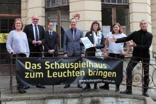 Claudia Dithmar- Jürgen Elfrich - Ansgar X. Zwernemann - Frank Emrich - Tely Büchner - Karina Halbauer - Carsten Rose